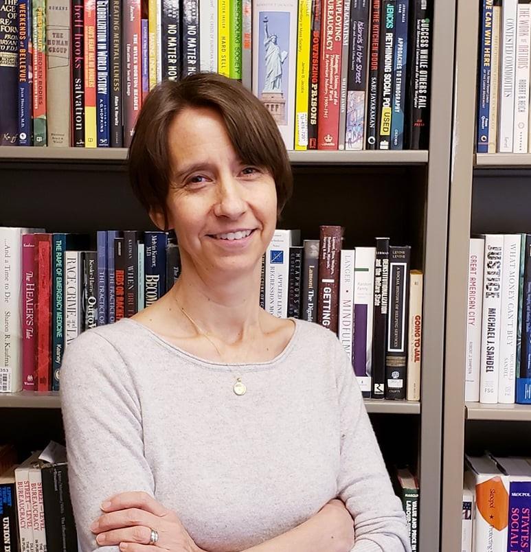 photo of Teresa Sharpe