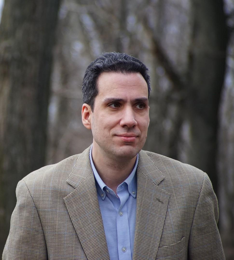 photo of Jonathan Hallegua Cleveland