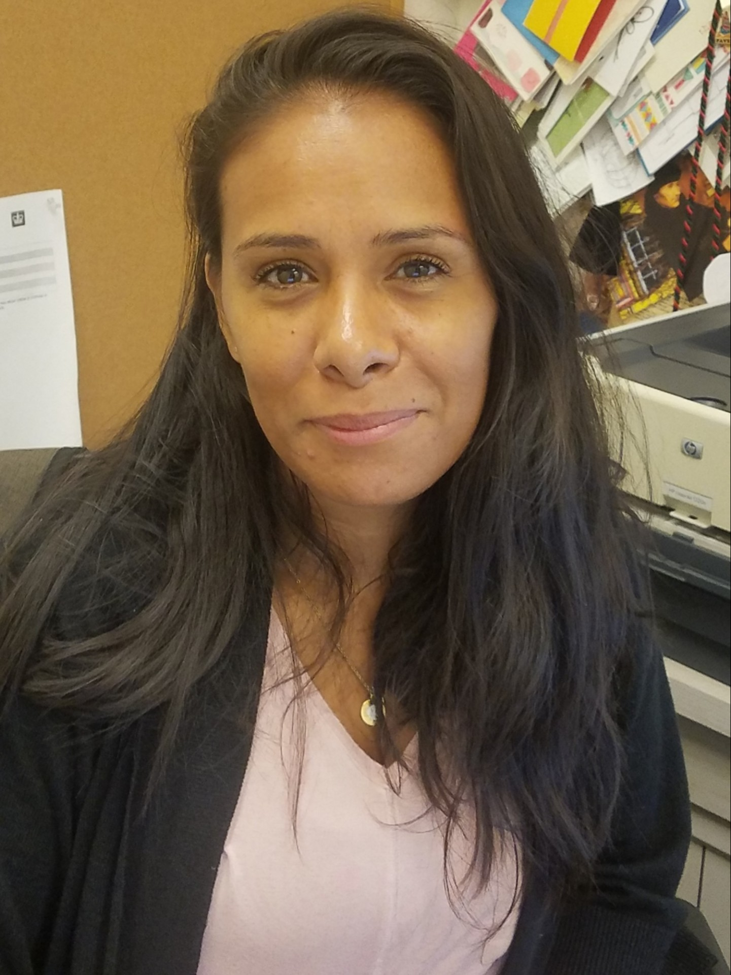 photo of Veronica Gamboa