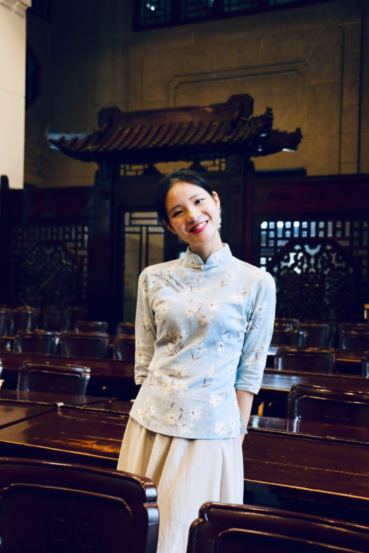 photo of Yifan Liao