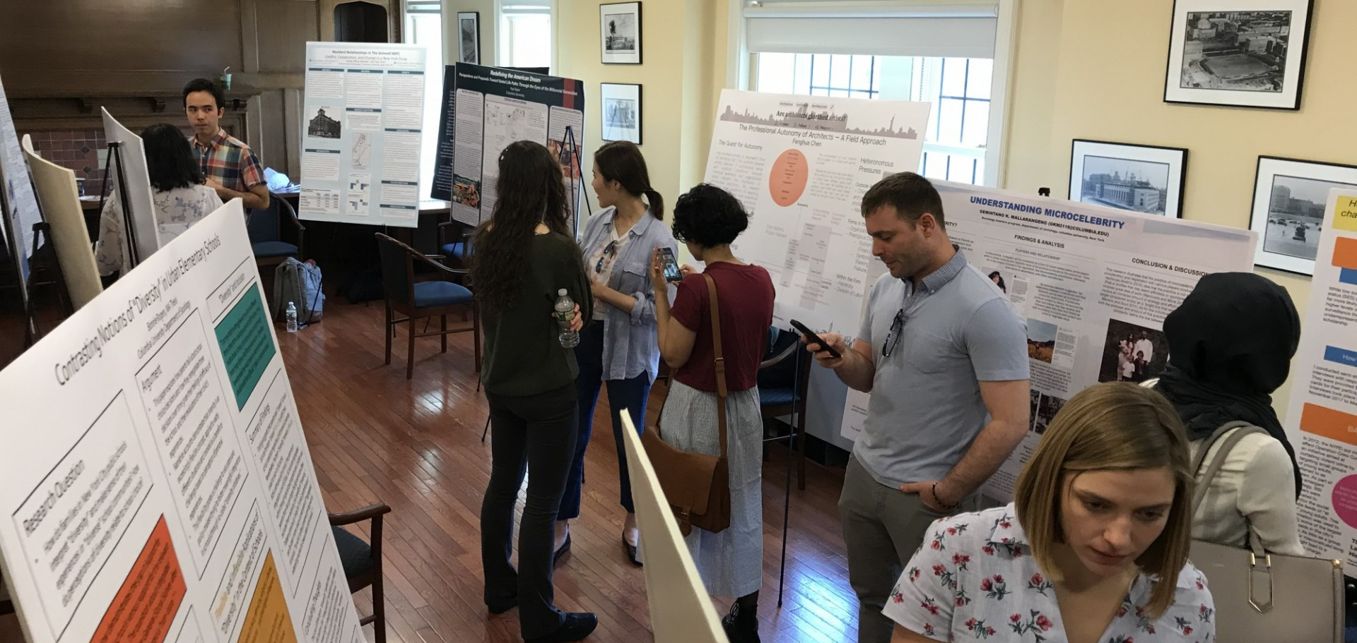Graduate Student Research Poster Session