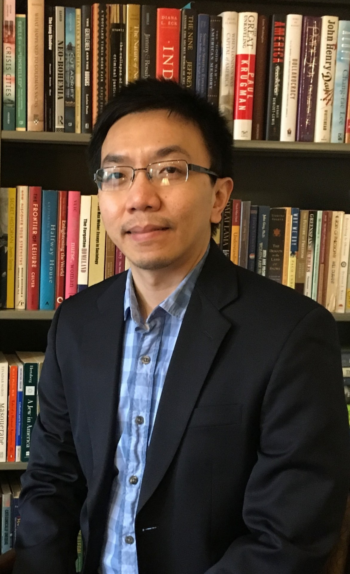photo of Van C. Tran